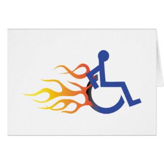 Speedy Chair Card