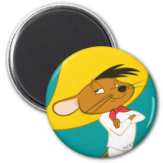 SPEEDY GONZALES™ Confident Color Magnet