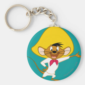 SPEEDY GONZALES™ Standing Key Ring
