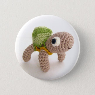 Speedy Little Dude 6 Cm Round Badge