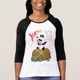Speedy panda T-Shirt