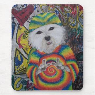 Spek, the West Highland Terrier Mousepad