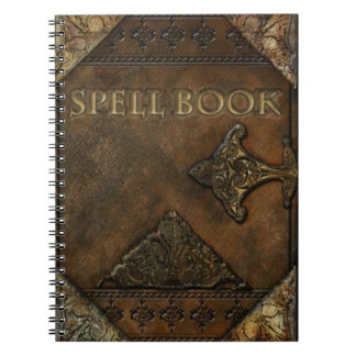Spell Book Notebook