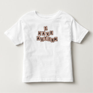 Spell it Out Toddler T-Shirt