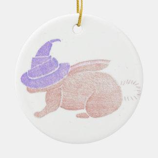 Spell Mishap Round Ceramic Decoration