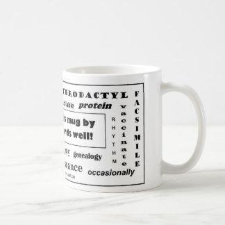 Spelling Award Mug