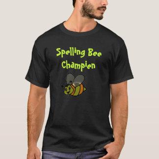 Spelling Bee Champien T-Shirt