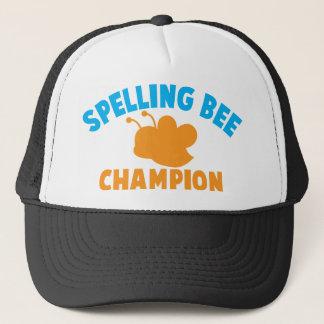 Spelling Bee Champion Trucker Hat