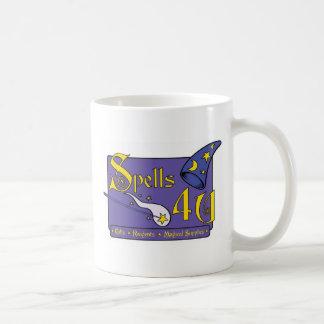 Spells 4U Mug