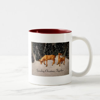 Spending Christmas Together Mug