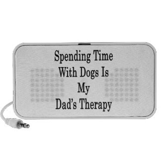 Spending Time With Dogs Is My Dad's Therapy Speaker