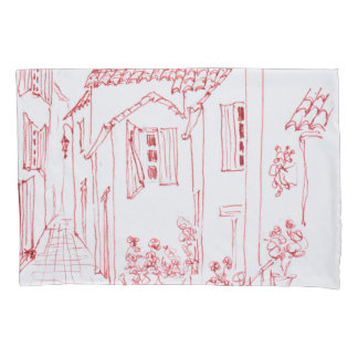 Speracedes near Grasse | South of France Pillowcase