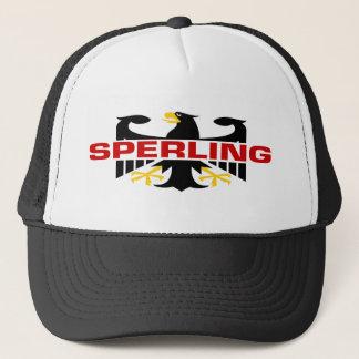 Sperling Surname Trucker Hat