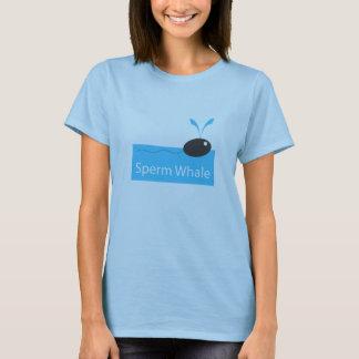 Sperm Whale women's T T-Shirt