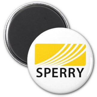 Sperry Rail Logo Magnet