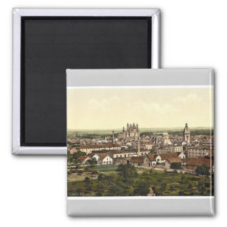 Speyer, general view, the Rhine, Germany rare Phot Fridge Magnet