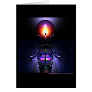 Spheramid #12 card