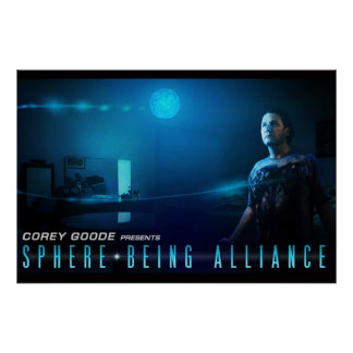 Sphere Being Alliance Poster