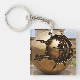 Sphere Key Ring