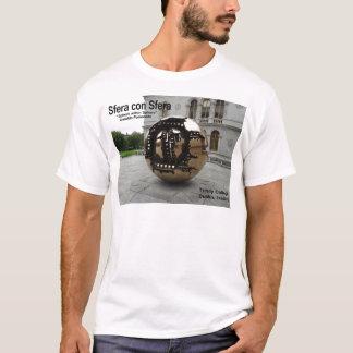 Sphere within sphere Dublin Ireland T-Shirt