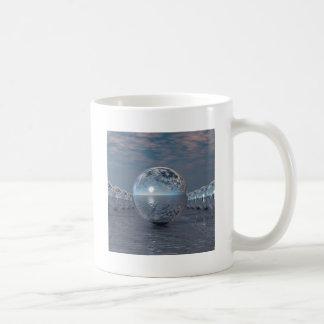 Spheres In The Sun Coffee Mug