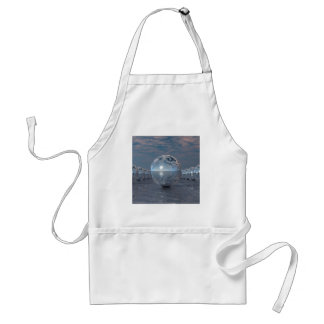 Spheres In The Sun Standard Apron