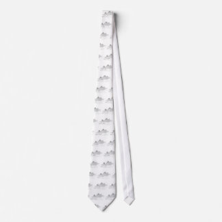 sphinx and pyramids of Egypt Tie
