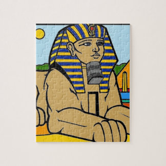 Sphinx Jigsaw Puzzle