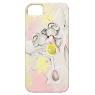 Sphinx lame el caramelo iPhone 5 cover