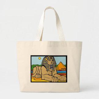 Sphinx Large Tote Bag