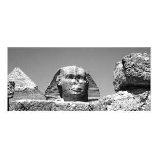 Sphinx Personalized Rack Card