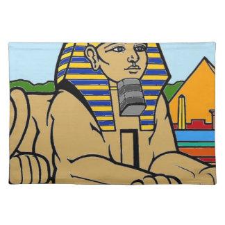 Sphinx Placemat
