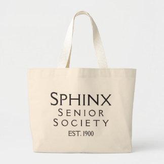 Sphinx Senior Society Tote Bag