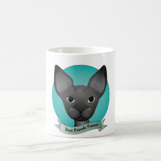 Sphynx Best Friends Forever Coffee Mug