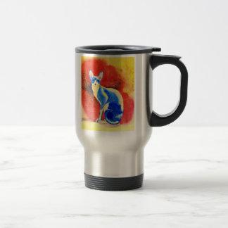 Sphynx Cat #1 Travel Mug