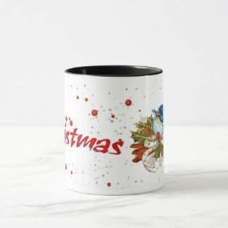 SPICE BIRD CHRISTMAS CARTOON Combo Mug 2