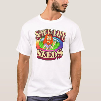 SPICE OF LIFE SEEDS T-Shirt