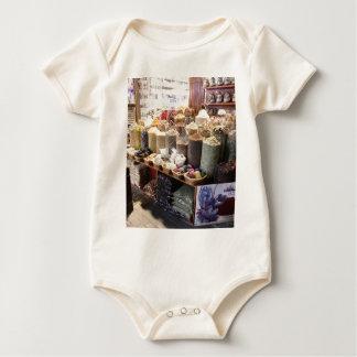 Spice Souk Dubai Baby Bodysuit
