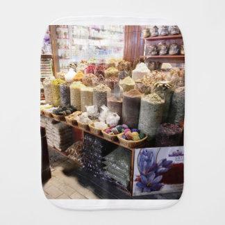 Spice Souk Dubai Burp Cloth