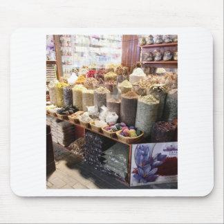 Spice Souk Dubai Mouse Pad