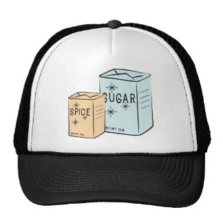 Spice Sugar Trucker Hats