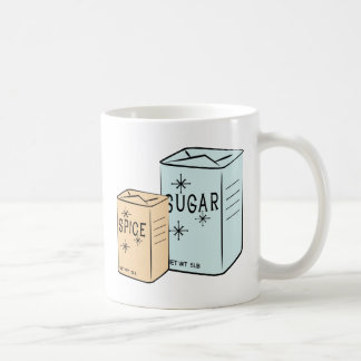Spice Sugar Coffee Mugs