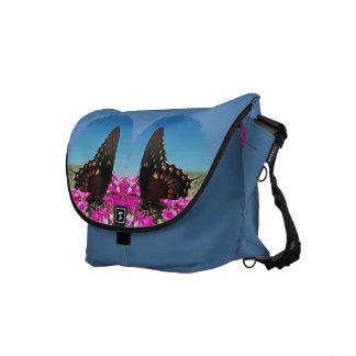 Spicebush Swallowtail Butterfly Commuter Bag