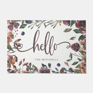 Spiced Botanical | Hello Doormat