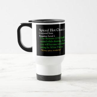 Spiced Hot Chocolate Warcraft themed Mug