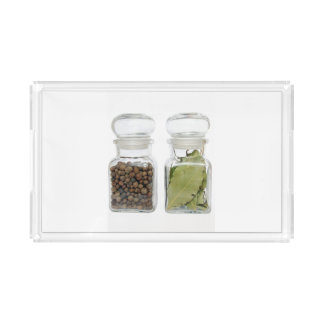 spices acrylic tray