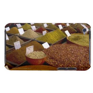 Spices in farmer's market iPod Case-Mate case