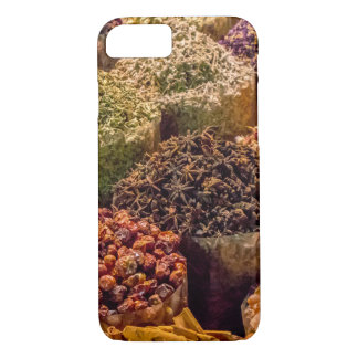 Spices of the Middle East iPhone 8/7 Case