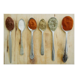 Spices Poster Prints