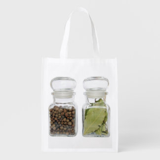 spices reusable grocery bag